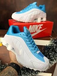 Título do anúncio: Tênis Nike Shox R4 - 270,00