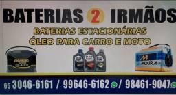 Bateria automotiva a parti de 170 reais