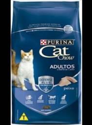 Cat Chow Adulto Sabor Peixe 10Kg