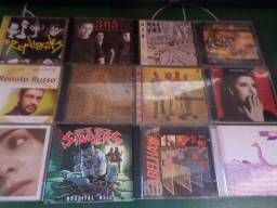 Coleção CD's Rock Nacional MPB