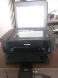 Impressora Canon MG3210 (Retirada de peça).