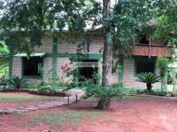 Casa de Campo para Temporada em Aquidauana, Piraputanga, 4 dormitórios, 3 banheiros, 10 va