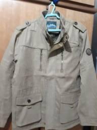 Jaquetas de camurça e de courino