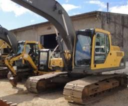 Escavadeira hidráulica EC210BLC Volvo