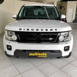 DISCOVERY 4 2014/2015 3.0 S 4X4 V6 24V BI-TURBO DIESEL 4P AUTOMÁTICO