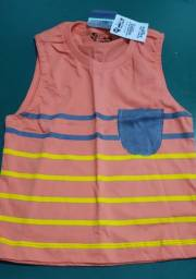 Bermudas e Camisas Infantil -Muleque