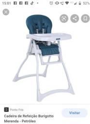Cadeira de refeição Burigotto