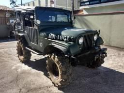 Jeep CJ5, Militar 4x4, Off Road
