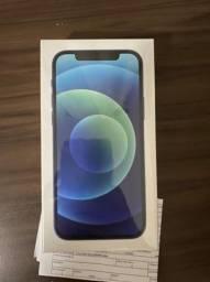 Iphone 12 64 GB - Azul - Lacrado - NF
