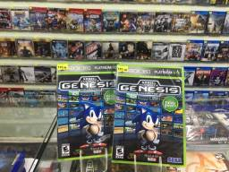 Sonic Genesis collection Xbox 360