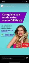 Seja um revendor da Letícia Prado Calçados