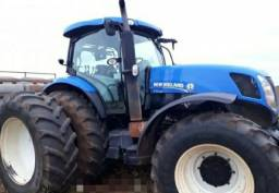 Trator New holland  T7.245 ano 2015