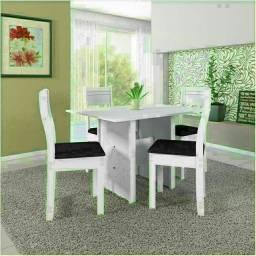 Mesa Com 4 Cadeira