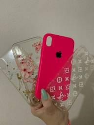 Vendo cases/capas do iPhone XR