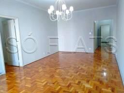 Apartamento com 02 dorms, 120m² reformado prox a Rua da Consolação e ao Centro