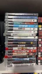 Jogos PS3, Xbox 360 e Xbox Clássico