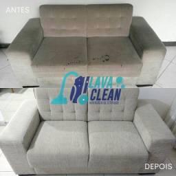 Limpeza a Seco de Sofá Colchão Poltrona Cadeira Bancos Automotivos