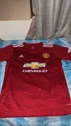 Camisa manchester united no precinho