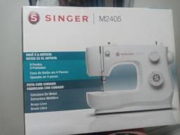Maquina de costura singer lacrada
