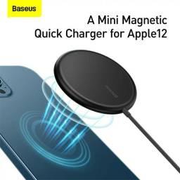 Carregador iPhone 12 MagSafe 15W