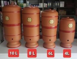 Filtros de Barro Original São João, bóia de brinde e entrega grátis!
