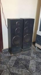 Par de caixas Sony SS-B1220 do LBT-A20