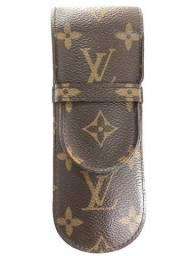 Estojo Monogram P/ Canetas - Original Louis Vuitton Spain