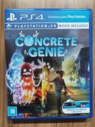 Concrete Genie Ps4 Mídia Física