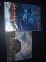Cd e Dvd do iron maiden