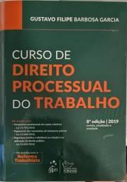 Título do anúncio: Curso De Direito Processual Do Trabalho - Gustavo Filipe