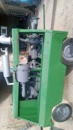 Moto bomba motor mwm X10