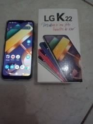 LG k 22