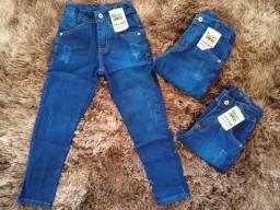 Título do anúncio: Calça jeans feminina e masculino