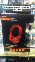 Headset wireless bluetooth - Fone
