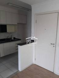 Apartamento com 2 dormitórios para alugar, 68 m² por R$ 3.424/mês - Alphaville Industrial
