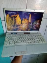 Notebook Sony Vaio Intel Core i5 com 4 de ram HD de 250gb tudo funcionando R$1349