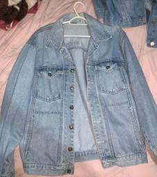 Vendo jaqueta jeans vintage san blue