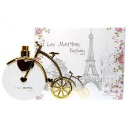 Título do anúncio: Mont Anne I Love Luxe Fem Edp 100ml Semelhança olfativa La Vie Est Belle de Lancôme.