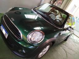 Mini Cooper 1.6 Impecável Verde Britânico Espetacular