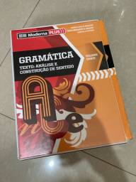 Livro Gramática Texto: Análise e Construção de Sentido