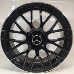 Roda Aro 20 Raw Mercedes AMG