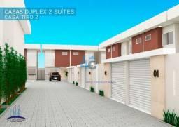 Casa com 2 dormitórios à venda, 82 m² por R$ 255.000 - Cambolo - Porto Seguro/BA
