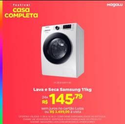 Lavadora Lava e Seca Samsung