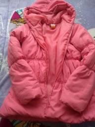 Jaqueta infantil Marisol rosa