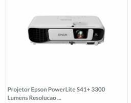 Projetor Epson S41+ Novo