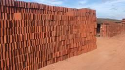 Tijolos, Blocos de laje e blocos de vedação direto de fábrica.