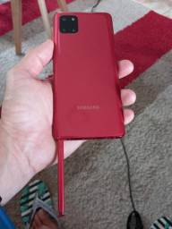 Galaxy Note 10 Lite Leia O Anúncio