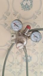 Controlador de Pressão CO2