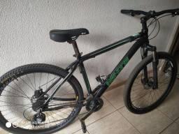 Bike aro 29 com 24 marchas