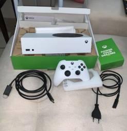 Xbox Series S, apenas 3 dias de comprado